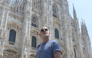 Kenny in Milan