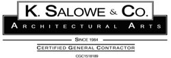 K. Salowe & Co. Mobile Logo